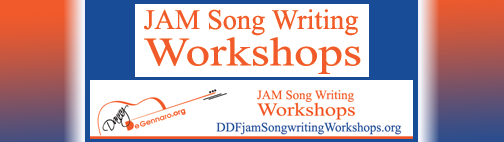John A. Mulhern - Song Writing Workshops - Danny DeGennaro Foundation